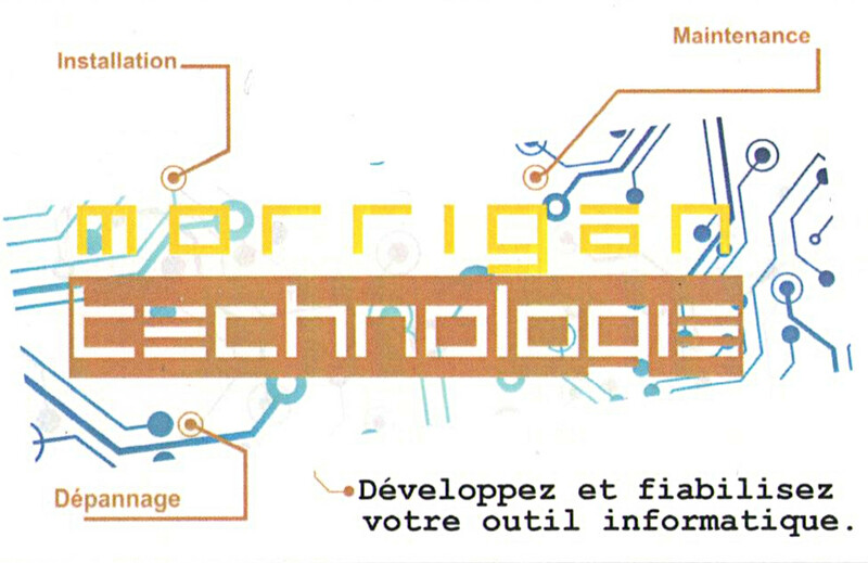 Morrigan Technologie Maintenance informatique